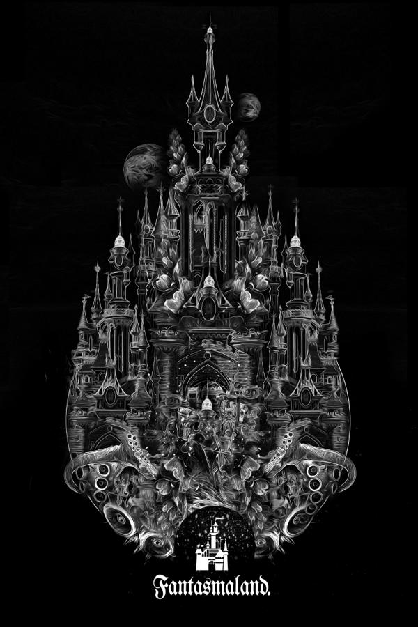 Ilustraciones de Obey Nicolas