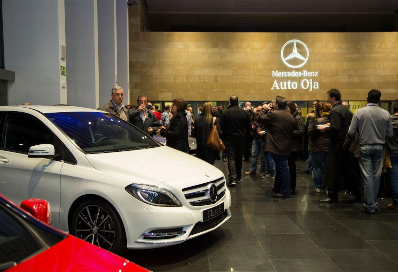 Presentación Mercedes GLA y CLASE C