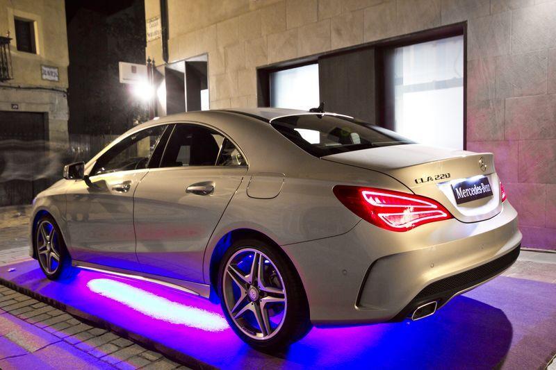 Presentación Mercedes-Benz CLA
