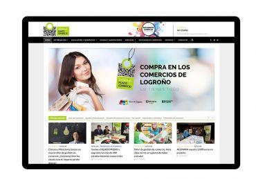 diseño páginas web logroño